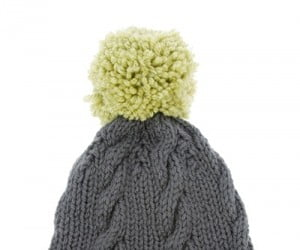 2e8b578c15c  Labour of Love  Grey Bobble Hat