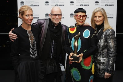 Fashion Flash Dolce And Gabbana Sentenced And Jenny Kee Honoured