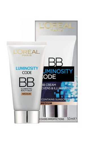 L'Oreal Paris Luminosity Code BB Illuminating Balm