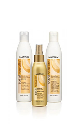 Matrix Blonde Care Range
