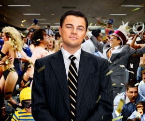 Wolf of Wall Street Film Review