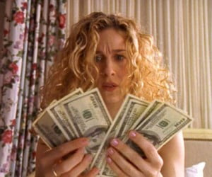 carrie-bradshaw-money