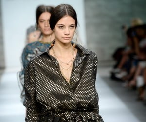 Zimmermann - Runway - Mercedes-Benz Fashion Week Spring 2015