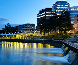 location parramatta wharf