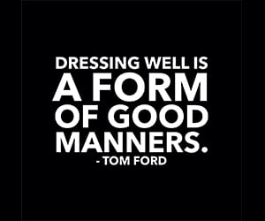 tom ford quote