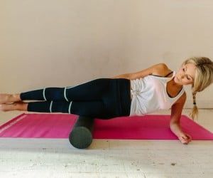 Is Foam Rolling Your Workout's Missing Link?