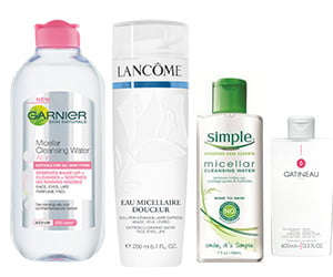 micellar water updated
