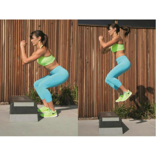 box-jumps