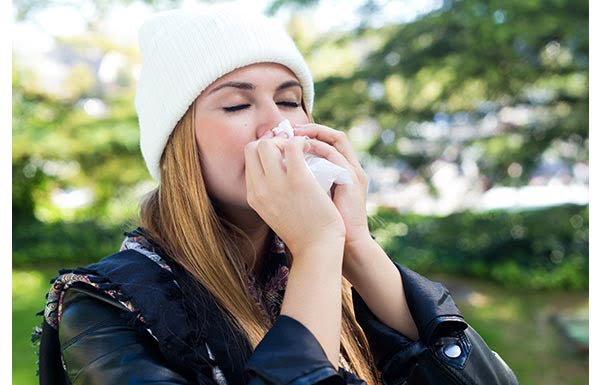 catching a cold how to stop it