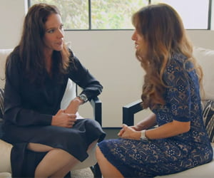 Exclusive Video Interview With Makeup Master, Rae Morris