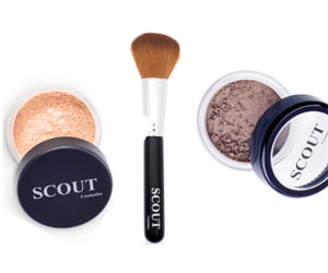 Sign Up To Win 1 of 5 SCOUT Cosmetics Prize Packs