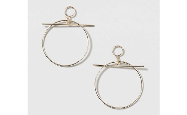 Topshop-Circle-and-Bar-Drop-Earrings--RRP-$15