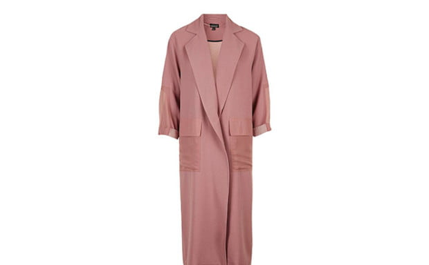 Topshop-Contrast-Panel-Textured-Duster-Coat-RRP-$135