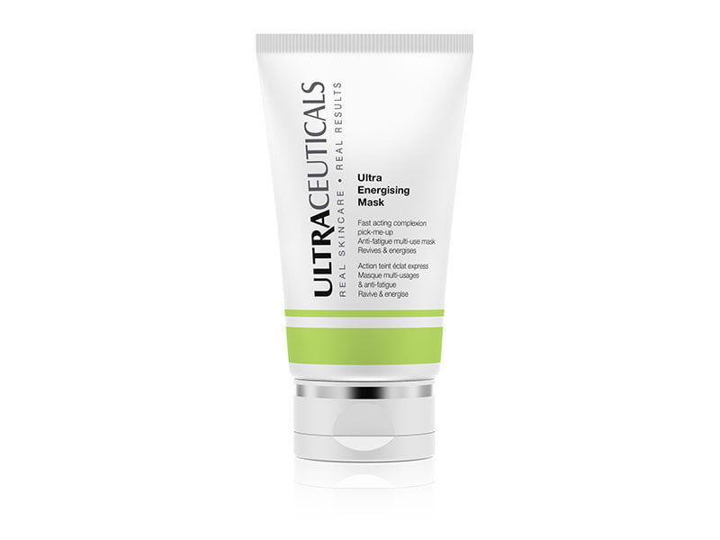 To freshen up tired lacklustre skin