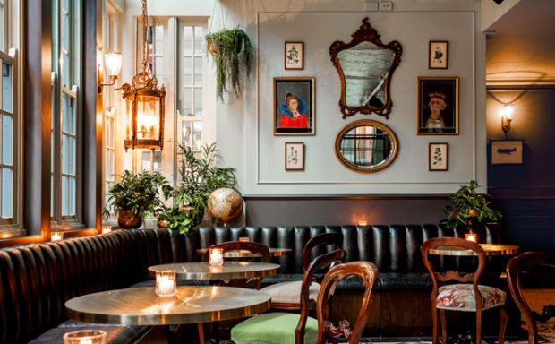Captivating Inspired By The 1940u0027s Charm Of New Bar And Bistro Kittyhawk, We Asked Itu0027s Interior  Design Director, Alex Zabotto Bentley, To Give Us Some Tips For Adding ...