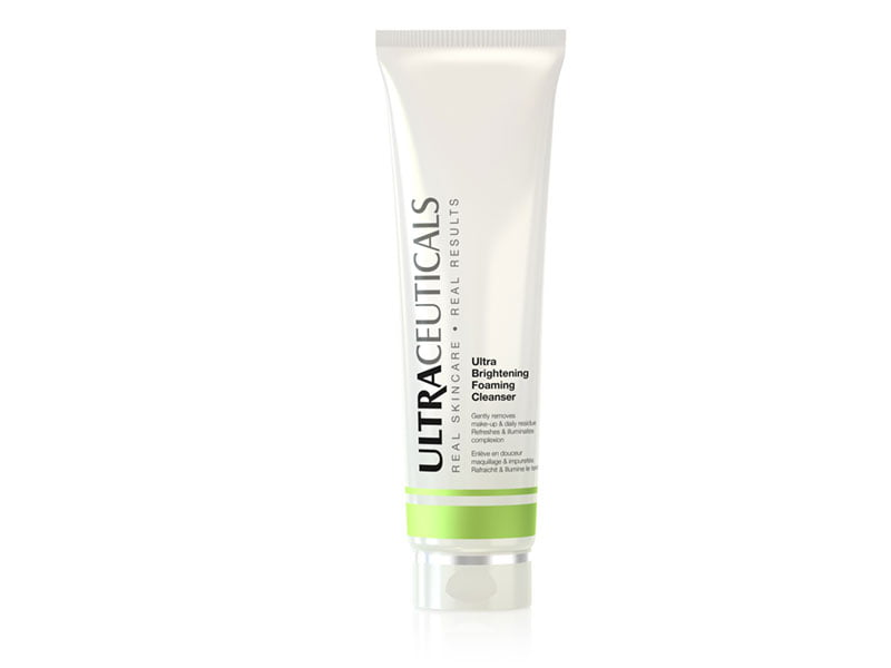 Ultra Brightening Foaming Cleanser (RRP $62)