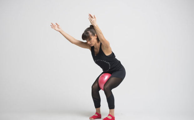 squat-with-inner-thigh-squeeze