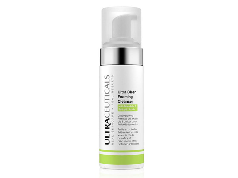Ultra Clear Foaming Cleanser (RRP $52)