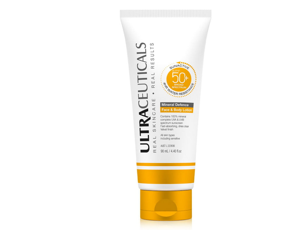 SunActive SPF 50+ Face & Body Lotion (RRP $59)