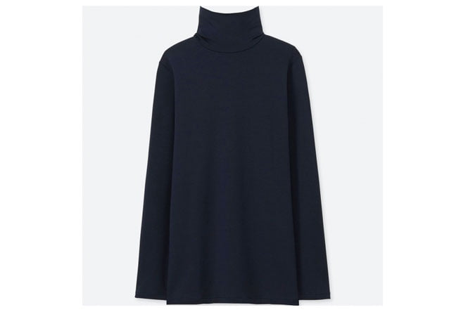 Uniqlo-Headtech-Turtleneck