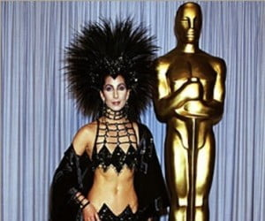 Oscar and Cher
