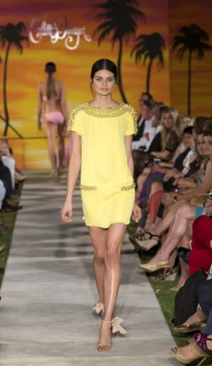 Collette Dinnigan Spring Summer 2012-13 Collection