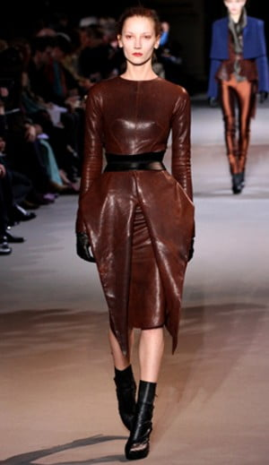 Haider Ackermann Leather Look