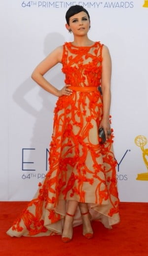 Best and Worst Dressed: 2012 Emmy Awards
