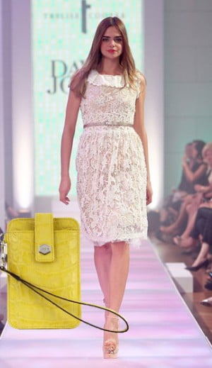Lodis Smartphone Case and Trelise Cooper at David Jones SS12-13 Collection Launch Show