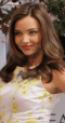 Miranda Kerr poses in Sydney Botanical Garden for Unilever Launch