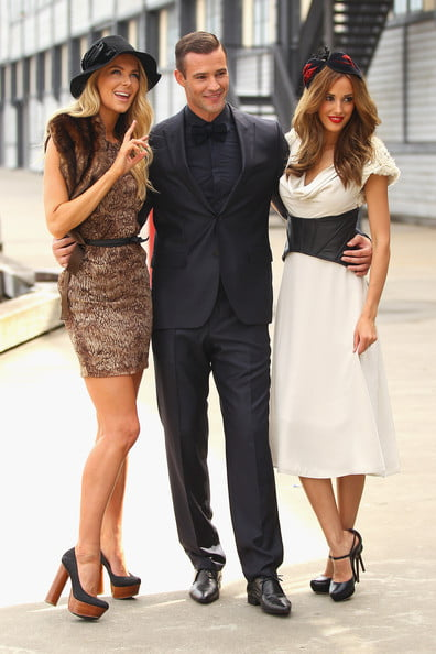 Jennifer Hawkins Kris Smith and Rebecca Judd Get Ready for Autumn Racing Season with Myer | RESCU